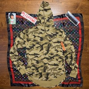 Gimp Jacket Full Zip Desert Camouflage Arc Arms